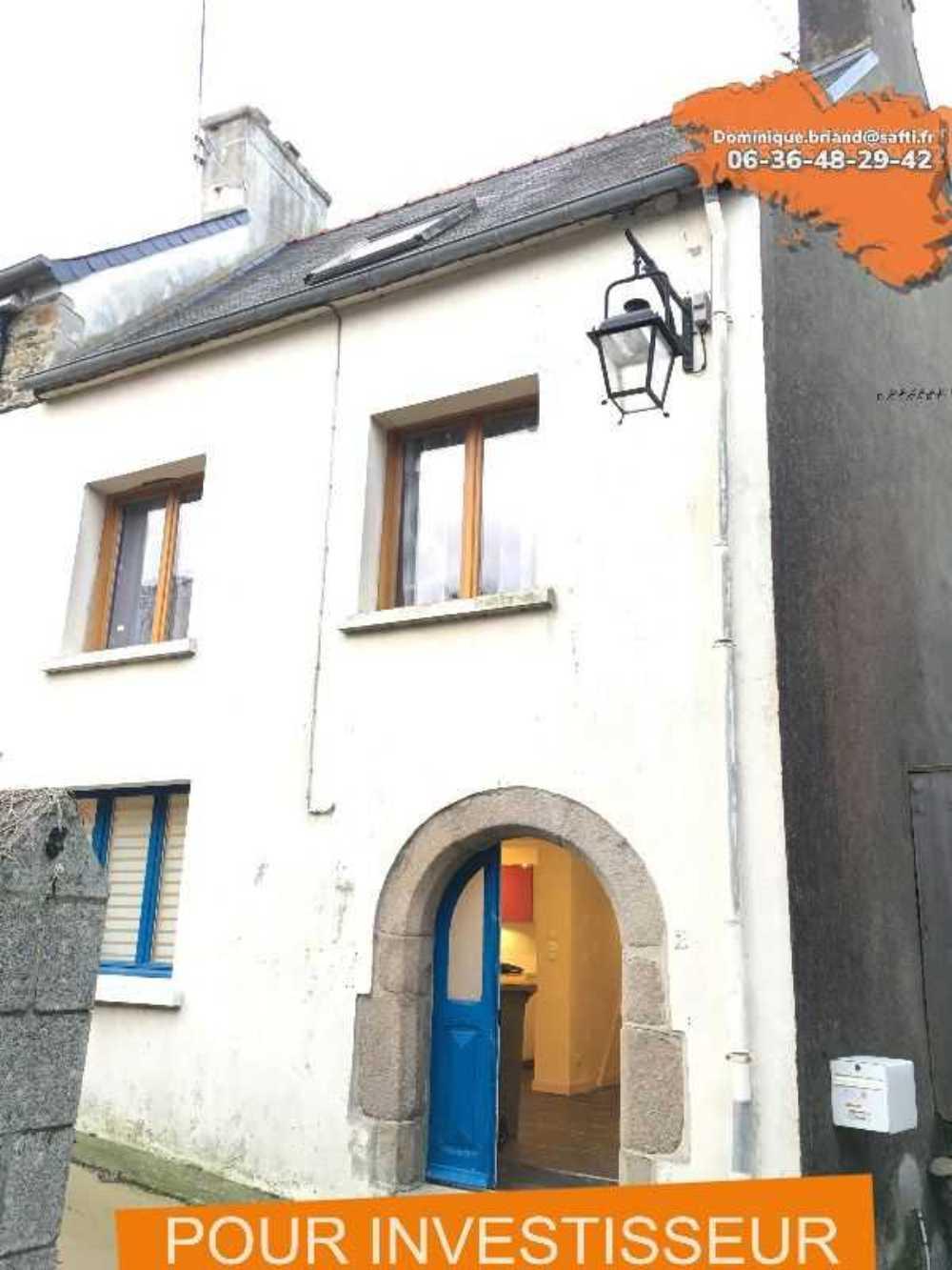 La Roche-Derrien Côtes-d'Armor Haus Bild 3795194