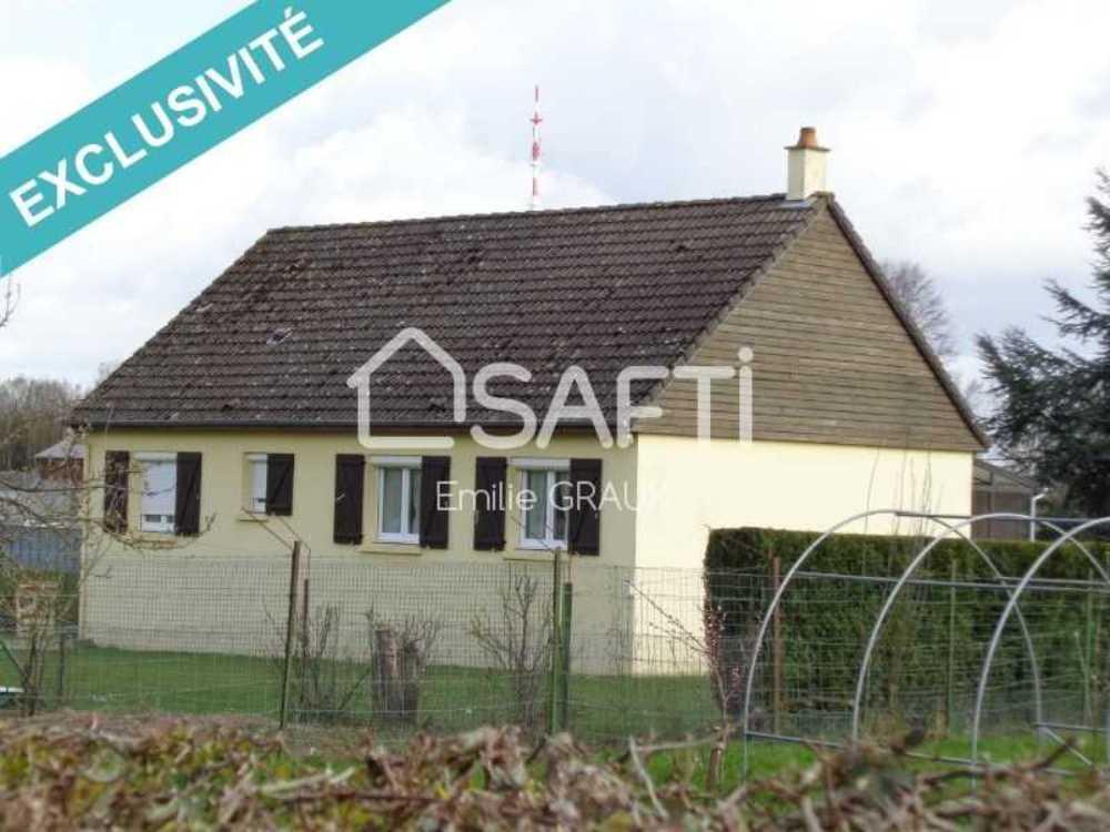 Origny-en-Thiérache Aisne Haus Bild 3798258