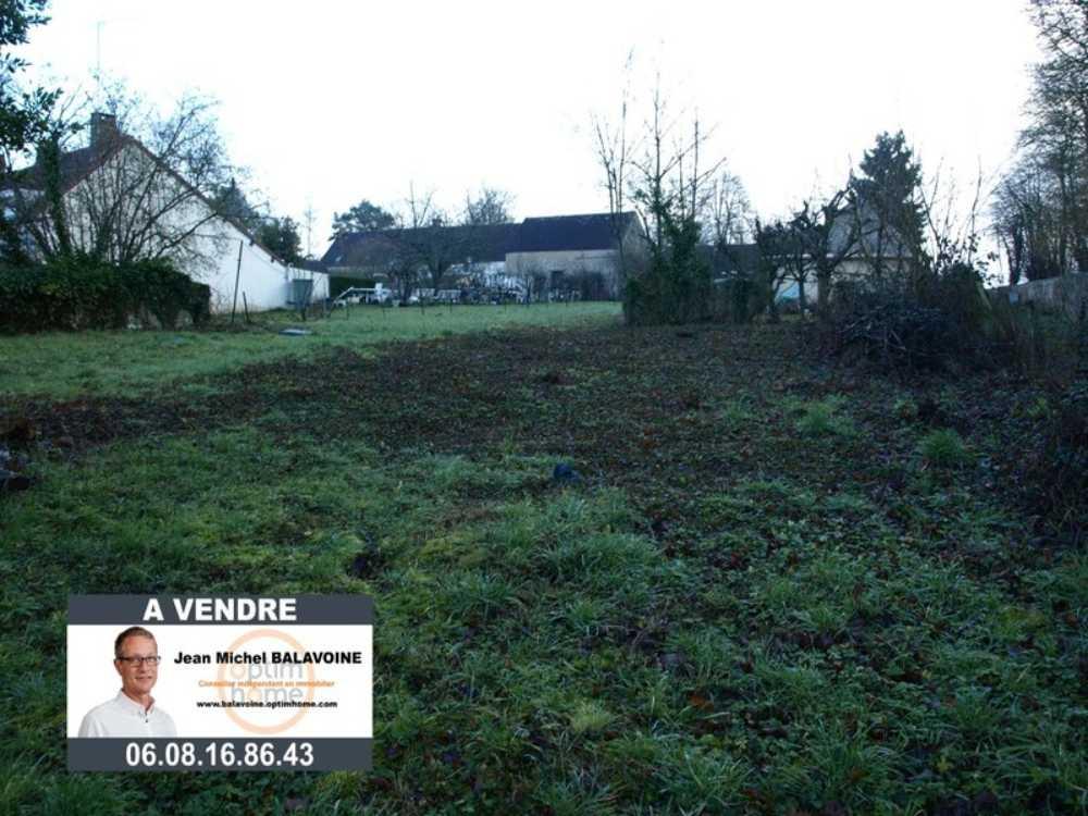 Senonches Eure-et-Loir terrain photo 3836930