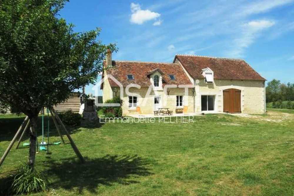 Le Grand-Pressigny Indre-et-Loire Haus Bild 3795474