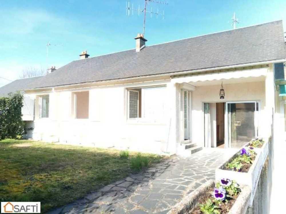 Richelieu Indre-et-Loire Haus Bild 3799190