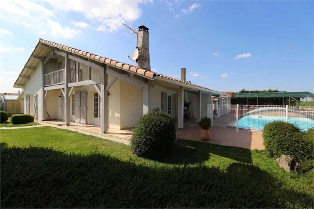 Eugénie-les-Bains Landes Haus Bild 3842795