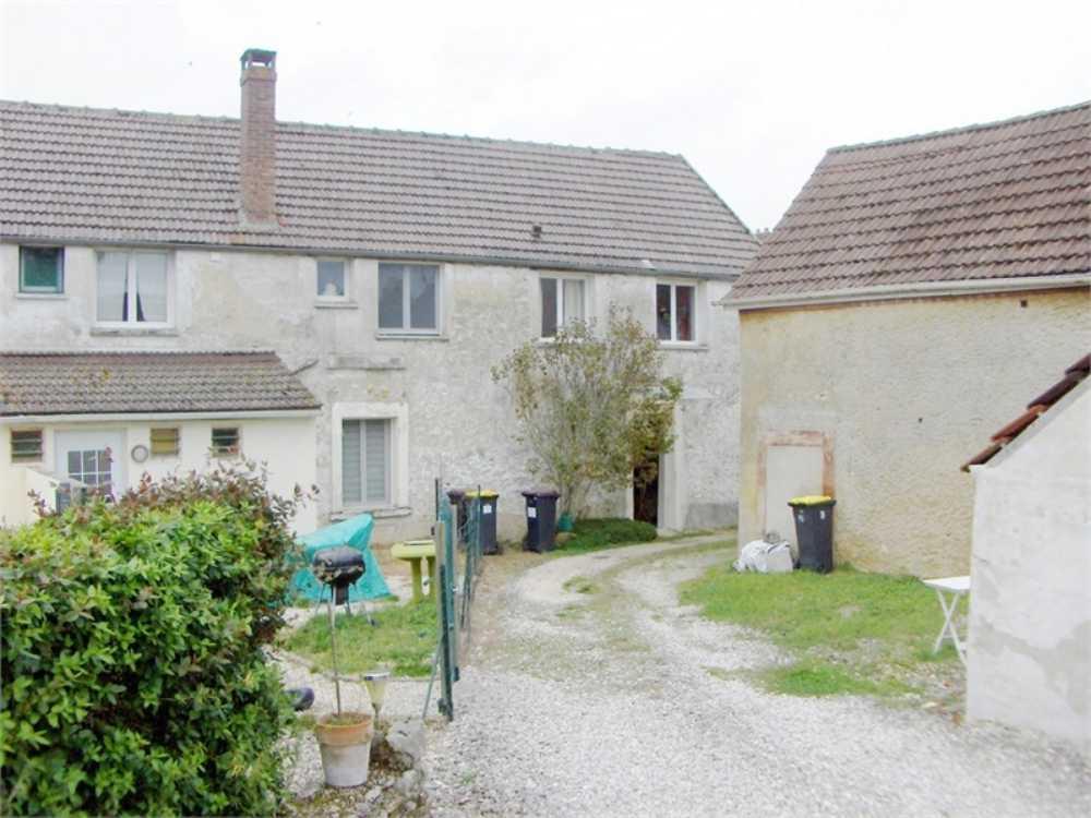 Nangis Seine-et-Marne dorpshuis foto 3848463