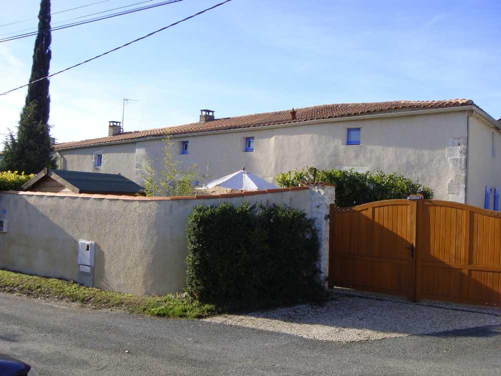 Saint-Georges-de-Didonne Charente-Maritime Haus Bild 3765482