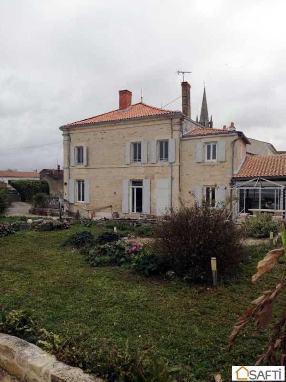 Saint-Hilaire-la-Palud Deux-Sèvres Haus Bild 3799540