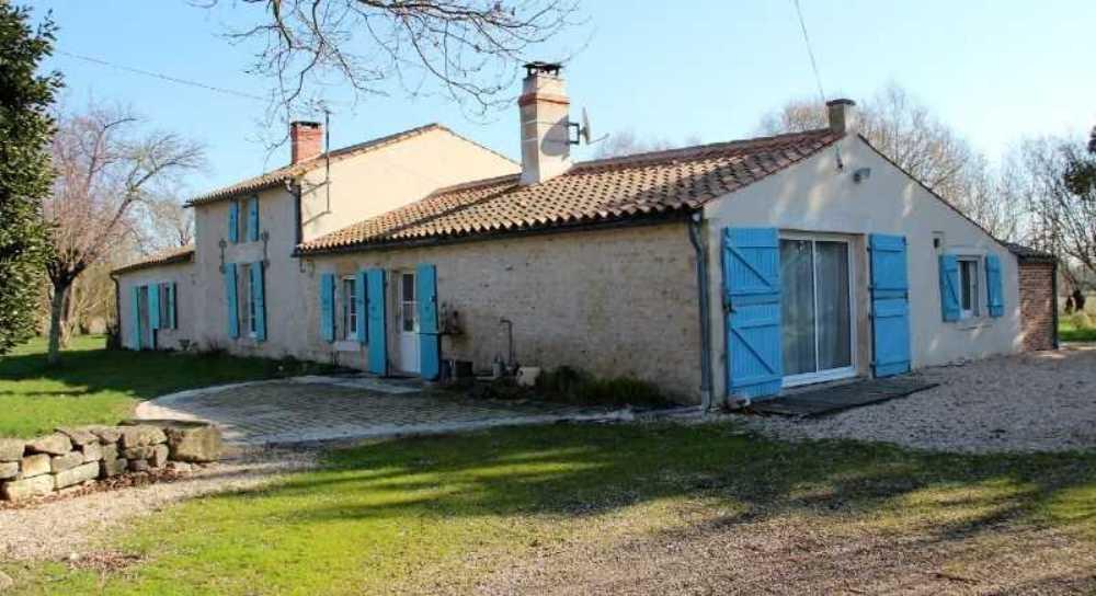 Le Langon Vendée Haus Bild 3798262