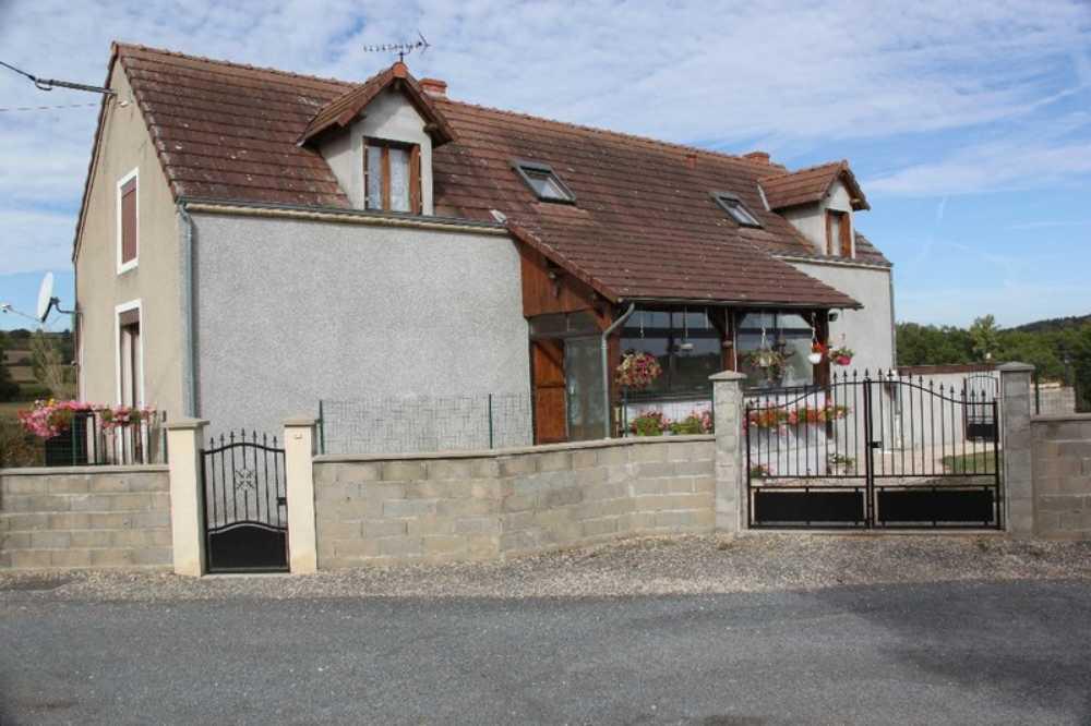 Montchanin Saône-et-Loire Bauernhof Bild 3835840
