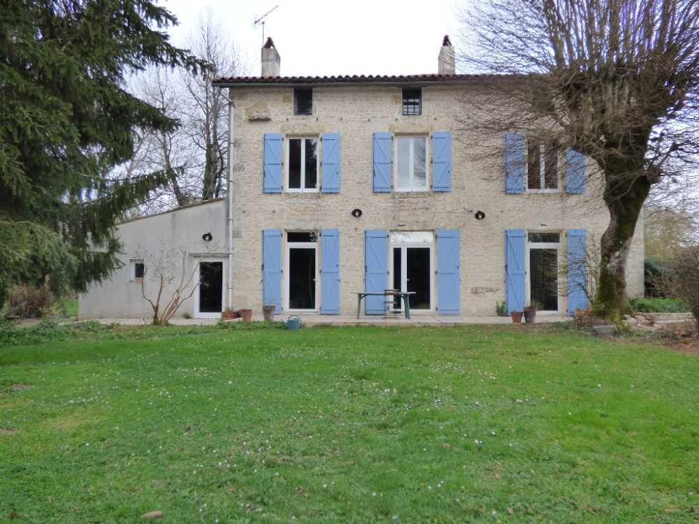 Pamproux Deux-Sèvres Haus Bild 3874710