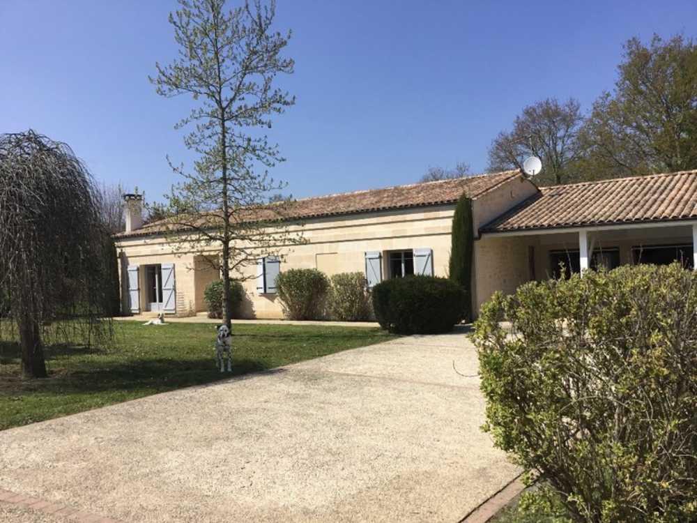 Lignan-de-Bordeaux Gironde villa photo 3837317