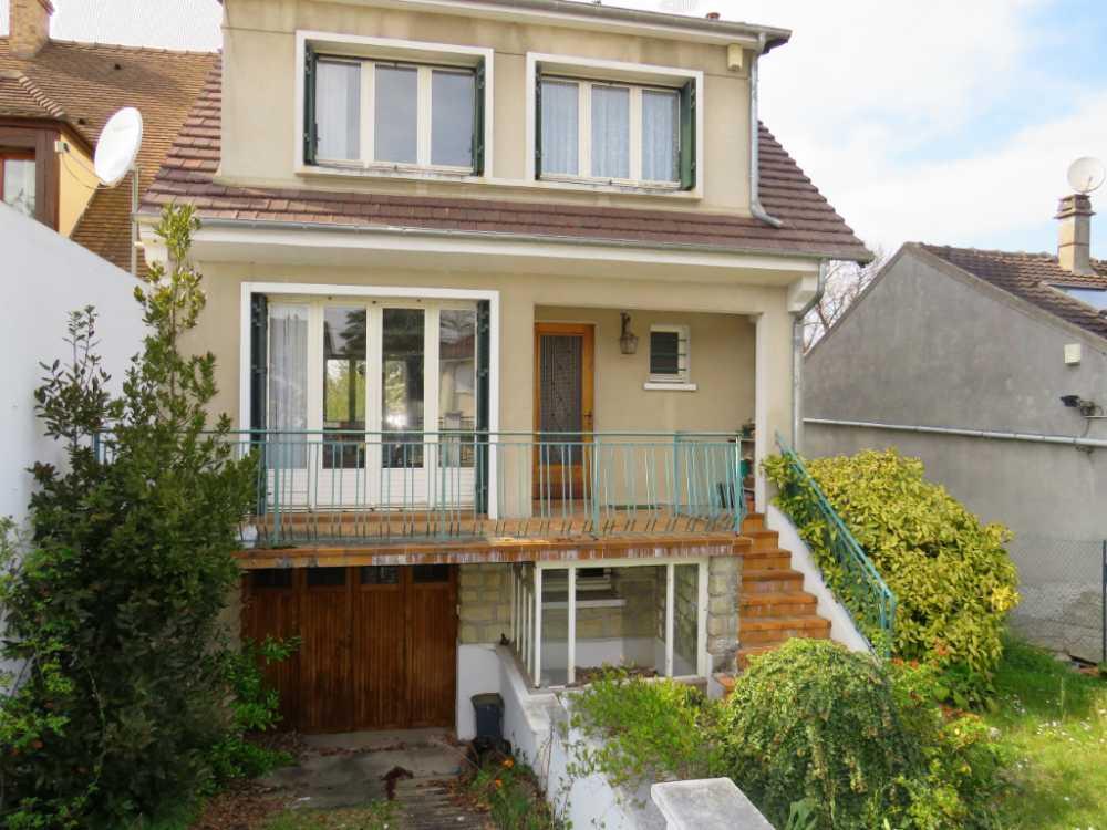 Osny Val-d'Oise Haus Bild 3875804