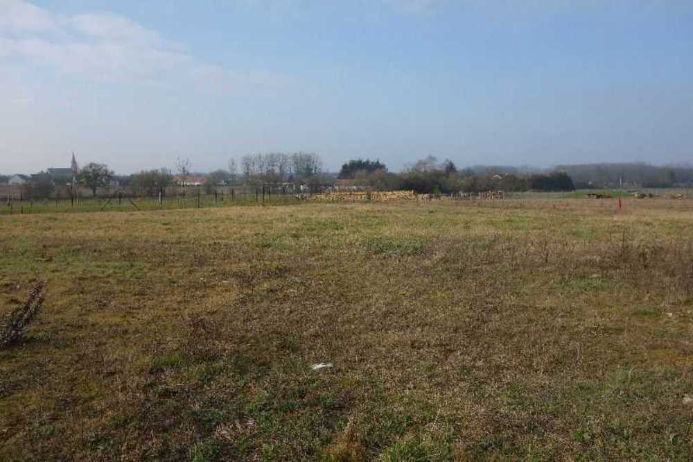 Hommes Indre-et-Loire Grundstück Bild 3794740
