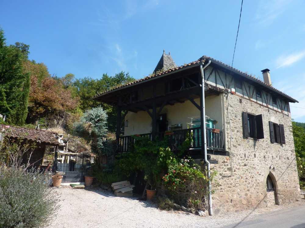 Decazeville Aveyron Haus Bild 3854556