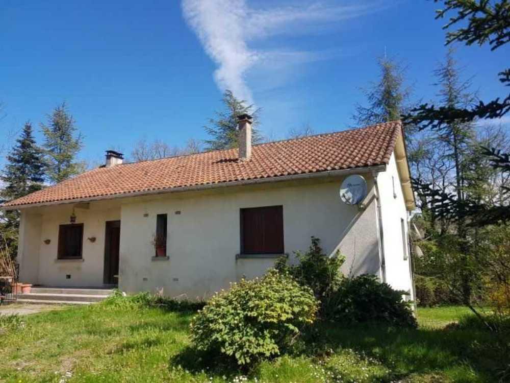 Villesèque Lot Haus Bild 3794395