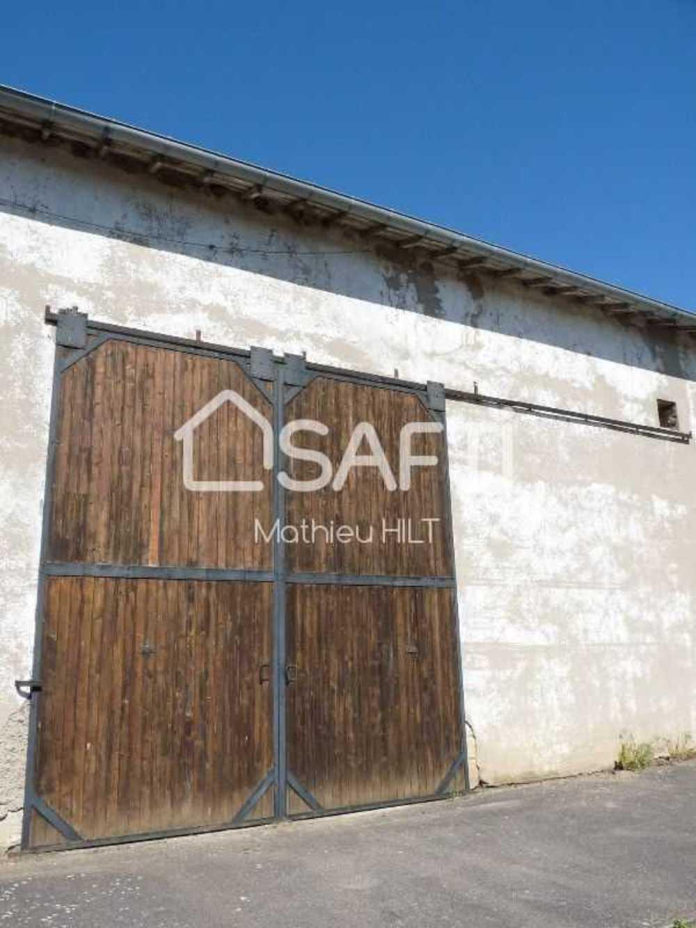 à vendre maison Mont-Bonvillers Lorraine 1
