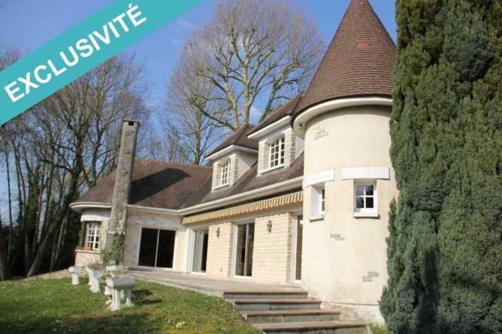 Fontaine-lès-Grès Aube Haus Bild 3797202