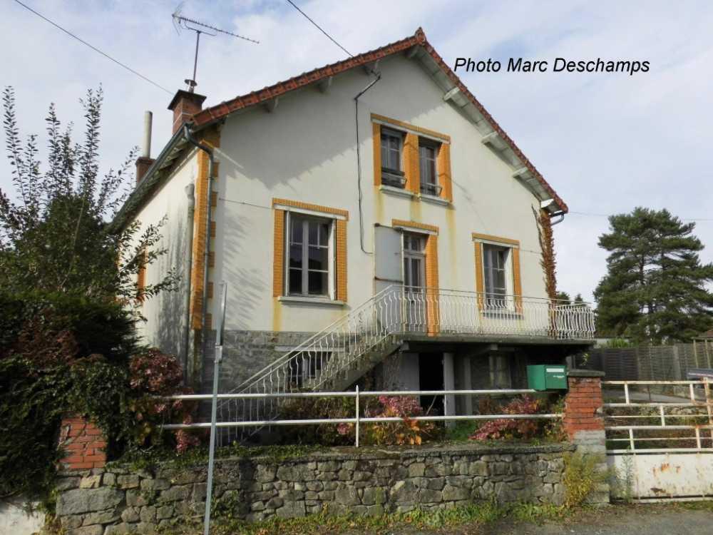 Aulon Creuse Haus Bild 3838773