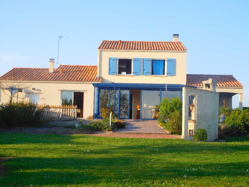 Le Gué-de-Velluire Vendée Haus Bild 3877543