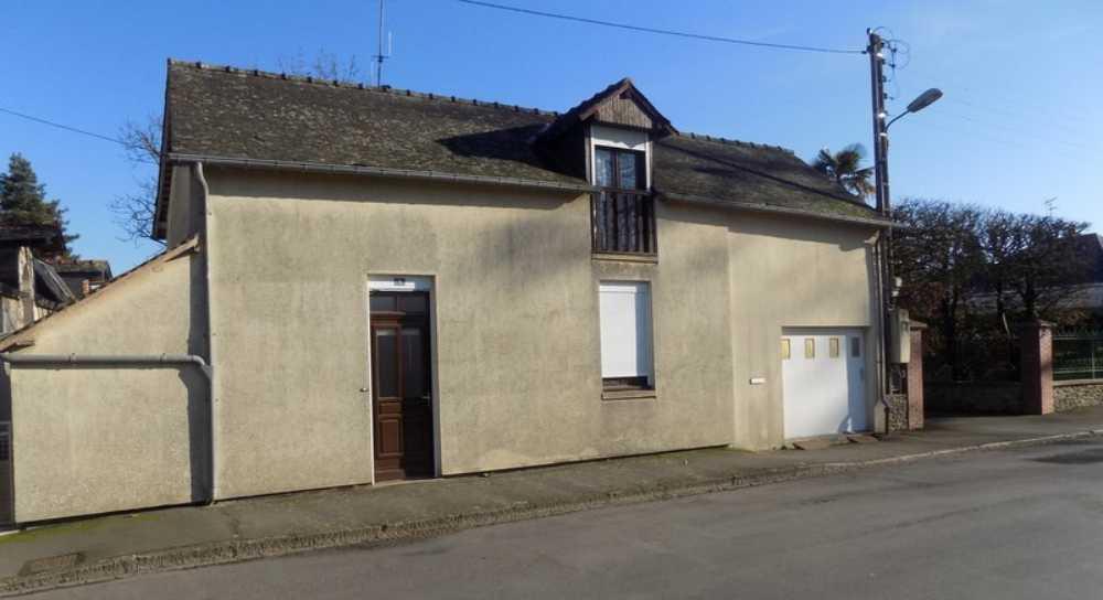 La Guerche-de-Bretagne Ille-et-Vilaine Haus Bild 3827828