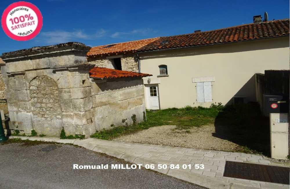 La Couronne Charente Haus Bild 3764510