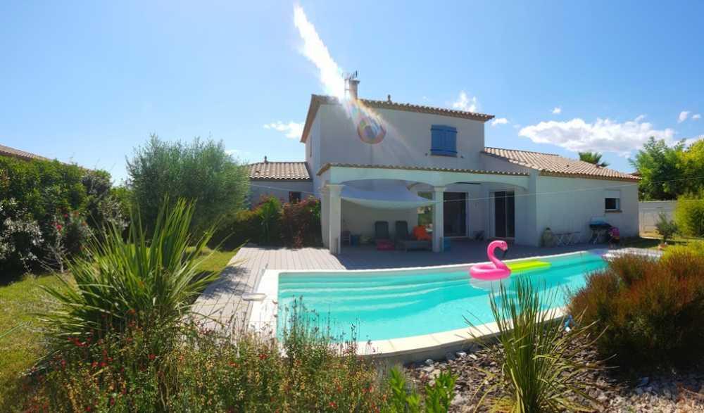 Puissalicon Hérault Haus Bild 3876791