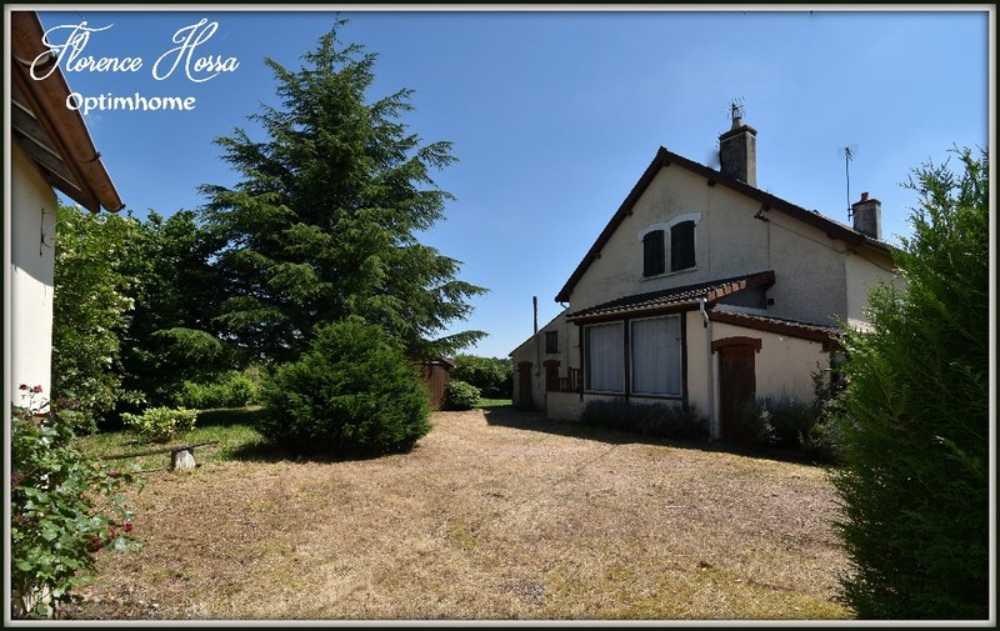 Perrecy-les-Forges Saône-et-Loire maison photo 3864302