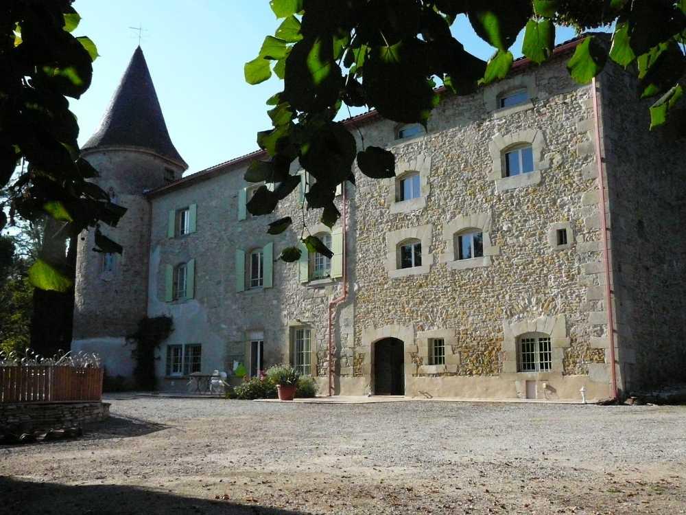 Castres Tarn kasteel foto 3854328