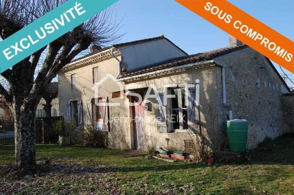 Eyrans Gironde huis foto 3796958