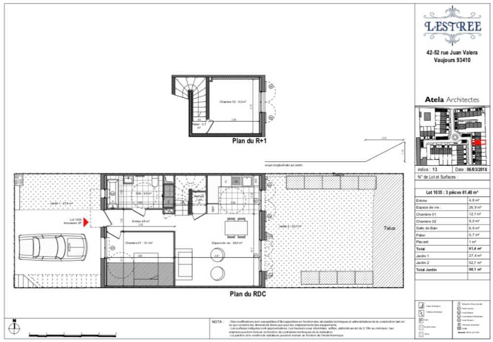 Vaujours Seine-Saint-Denis Apartment Bild 3876231
