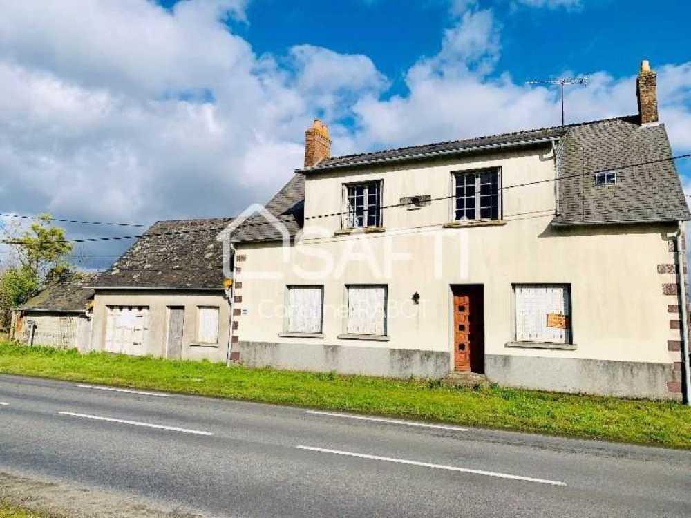 La Guerche-de-Bretagne Ille-et-Vilaine Haus Bild 3794195