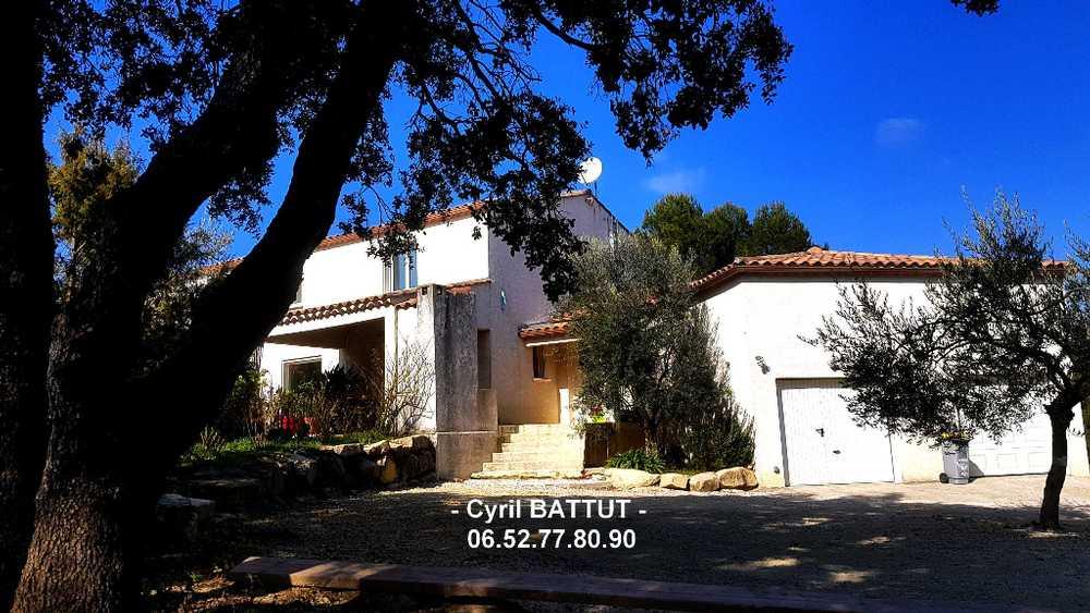 Cannes-et-Clairan Gard Haus Bild 3761916