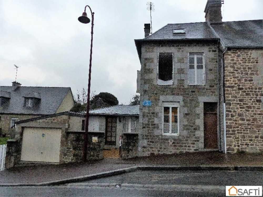 Villedieu-les-Poëles Manche huis foto 3794023
