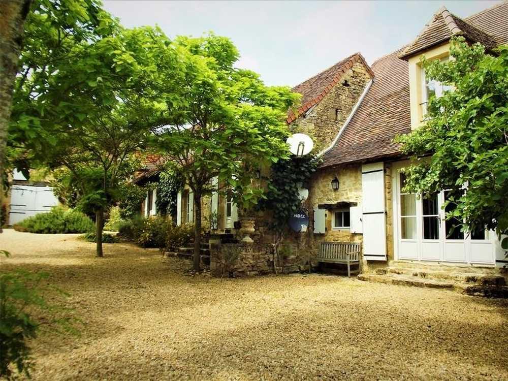 Génis Dordogne huis foto 3763246