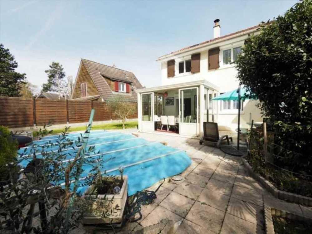 Bois-d'Arcy Yvelines Haus Bild 3872948