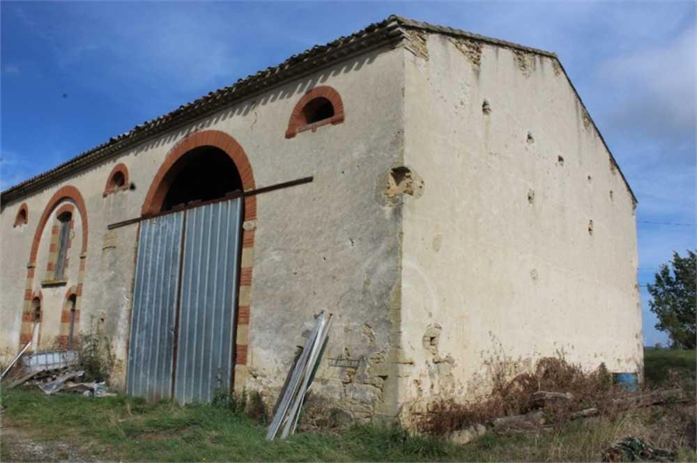 Saint-Félix-Lauragais Haute-Garonne grange photo 3849188