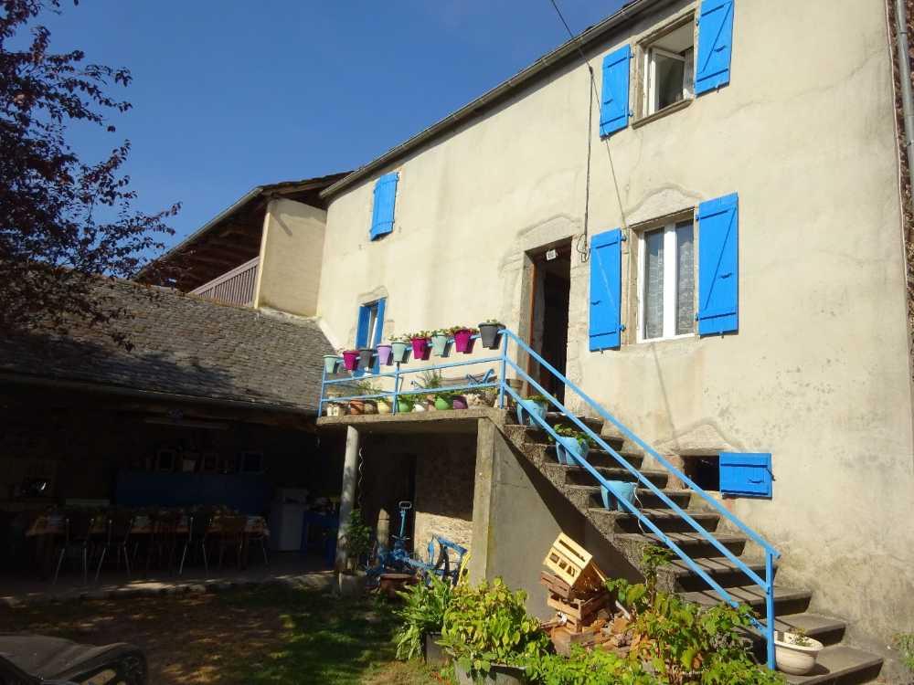 Pradinas Aveyron dorpshuis foto 3854407