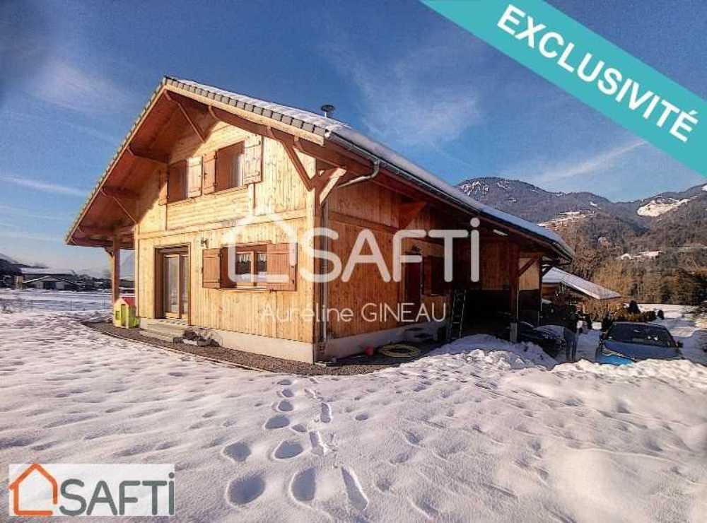 Morillon Haute-Savoie Haus Bild 3796613