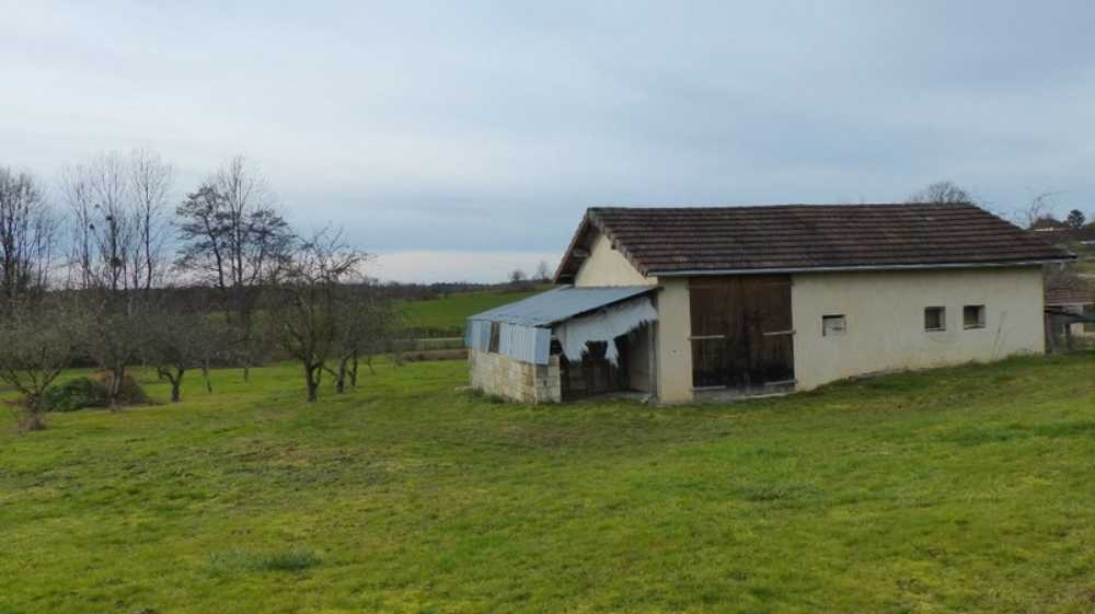 Séligney Jura Grundstück Bild 3834155
