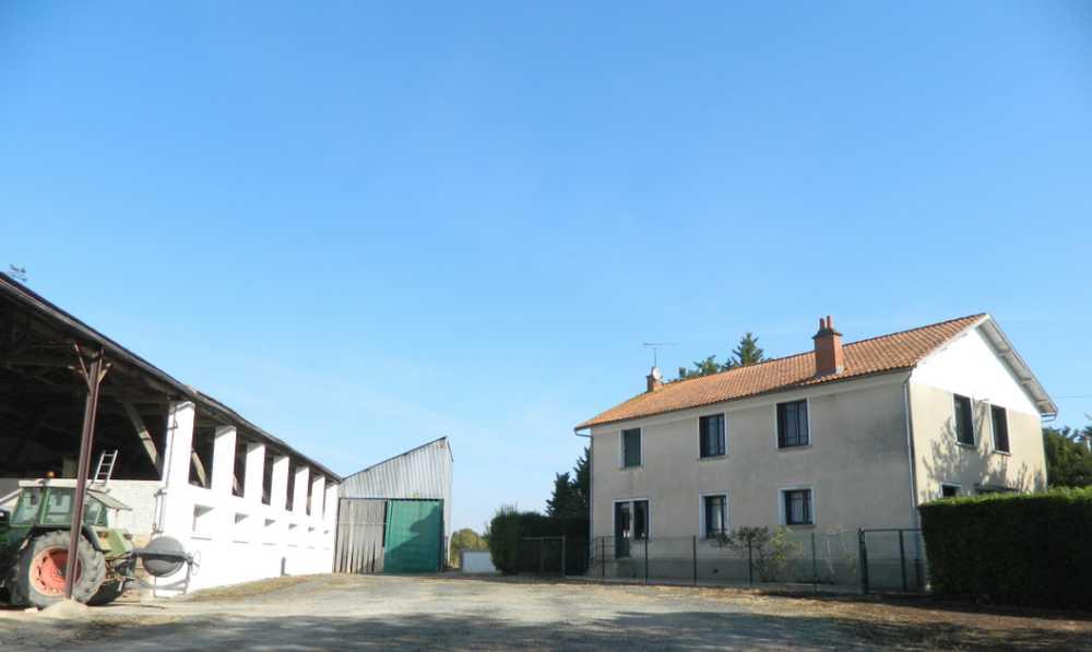 Épannes Deux-Sèvres Haus Bild 3764664