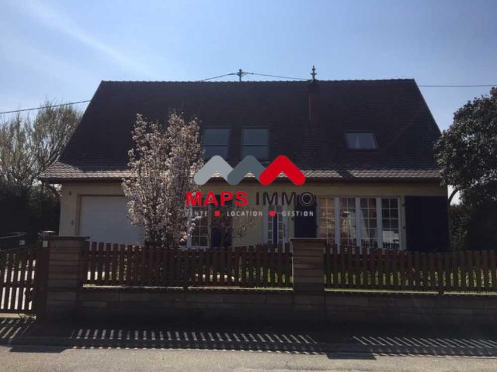 Behlenheim Bas-Rhin Haus Bild 3806507