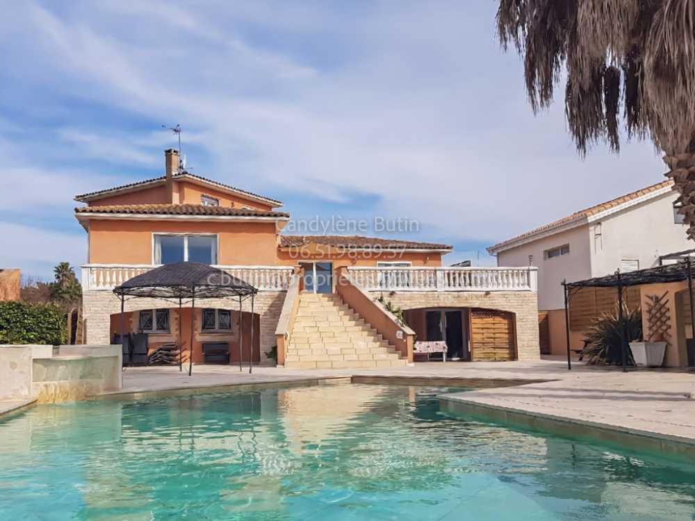 Vendres Hérault Haus Bild 3876654