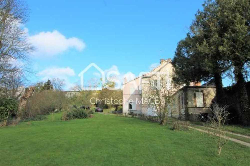 Laval Mayenne Haus Bild 3800185