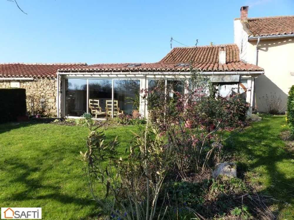 Loge-Fougereuse Vendée Haus Bild 3796040