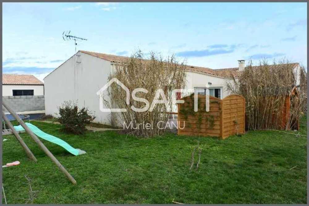 Benon Charente-Maritime Haus Bild 3797570