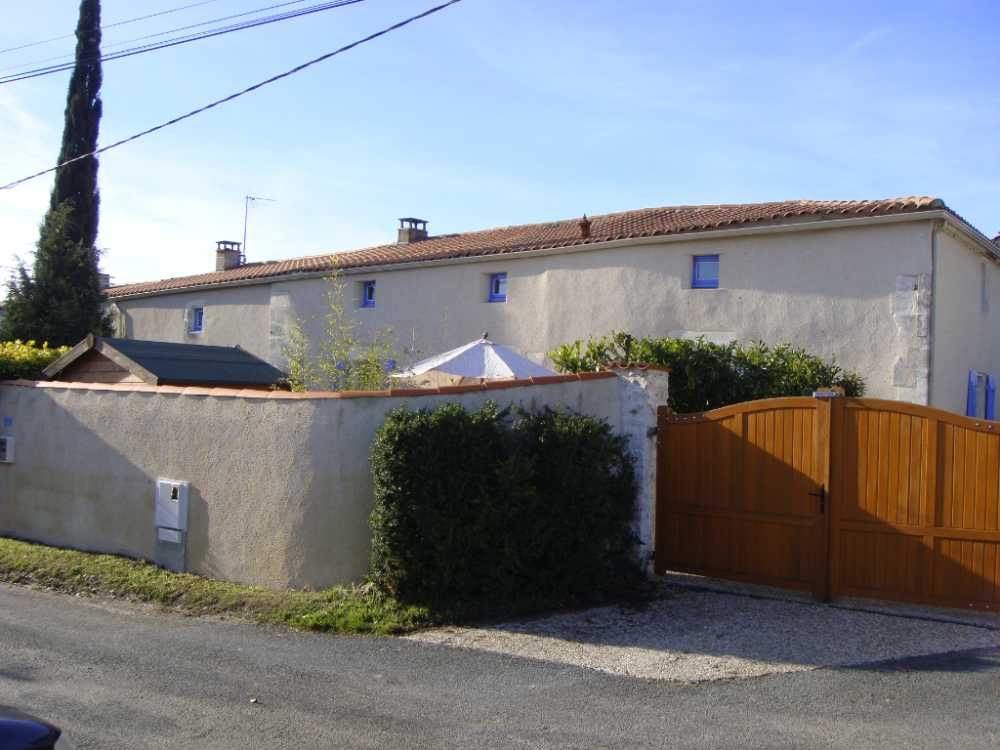 Saint-Georges-de-Didonne Charente-Maritime Haus Bild 3875347
