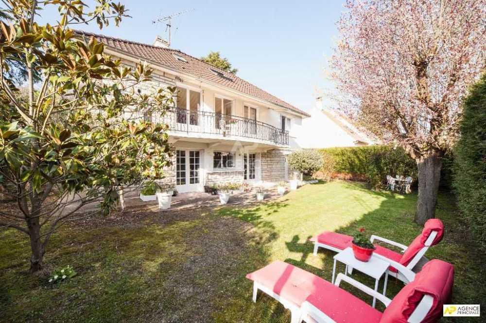 L'Étang-la-Ville Yvelines Haus Bild 3872898