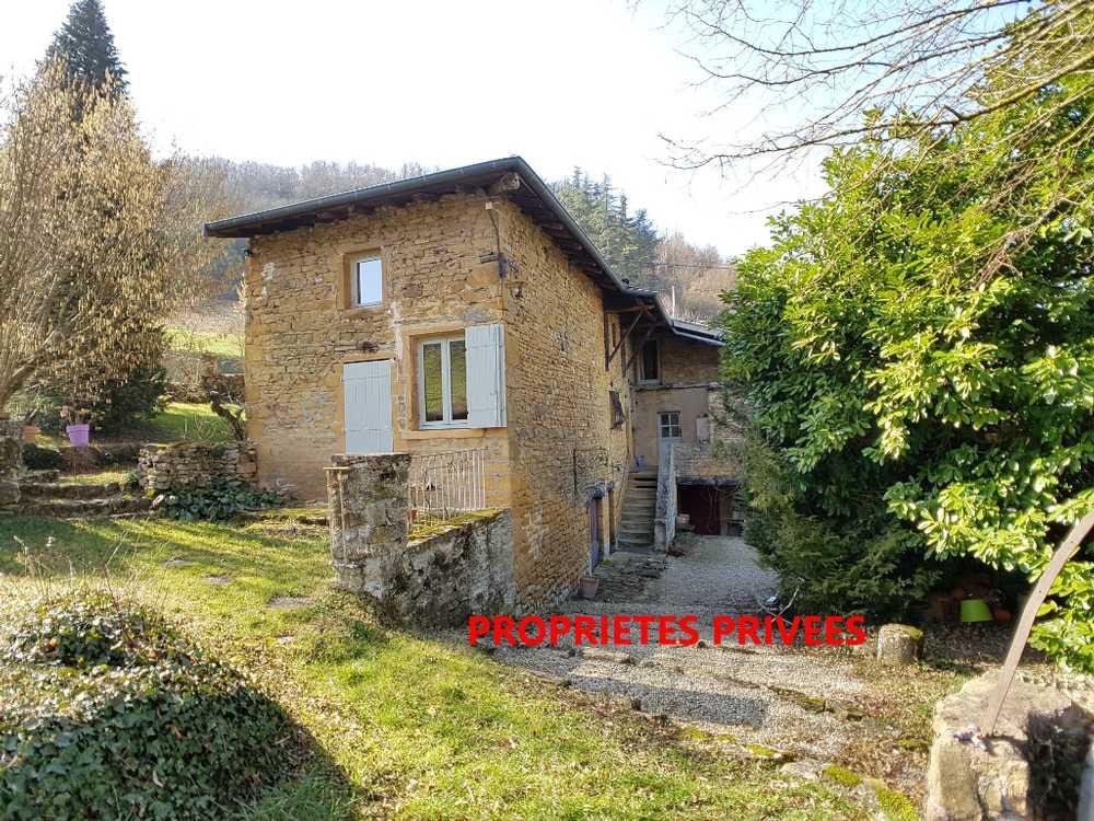 L'Arbresle Rhône Haus Bild 3762089