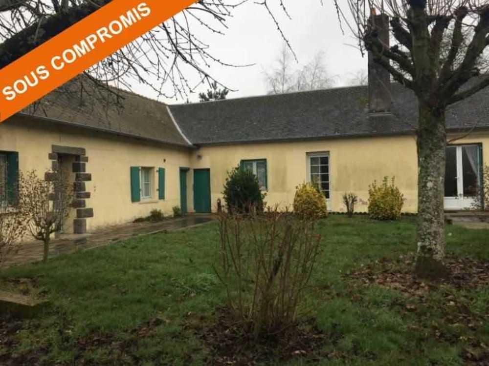 Ballots Mayenne Haus Bild 3794678