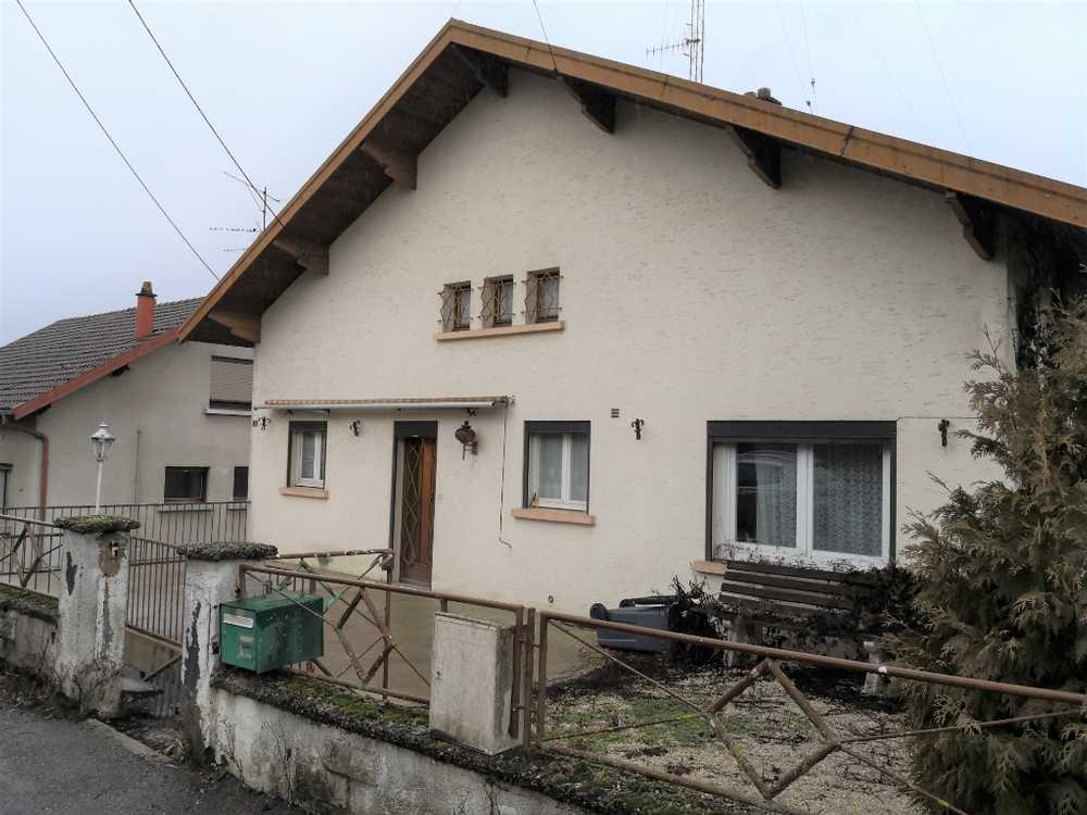 Dambenois Doubs Haus Bild 3761211