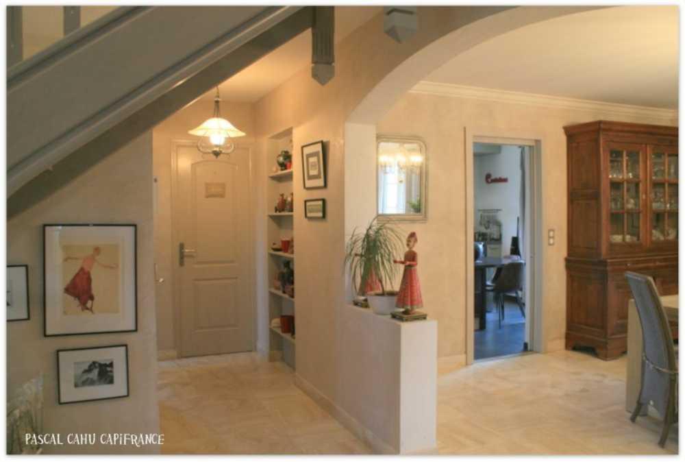 Villedieu-les-Poëles Manche Haus Bild 3895209