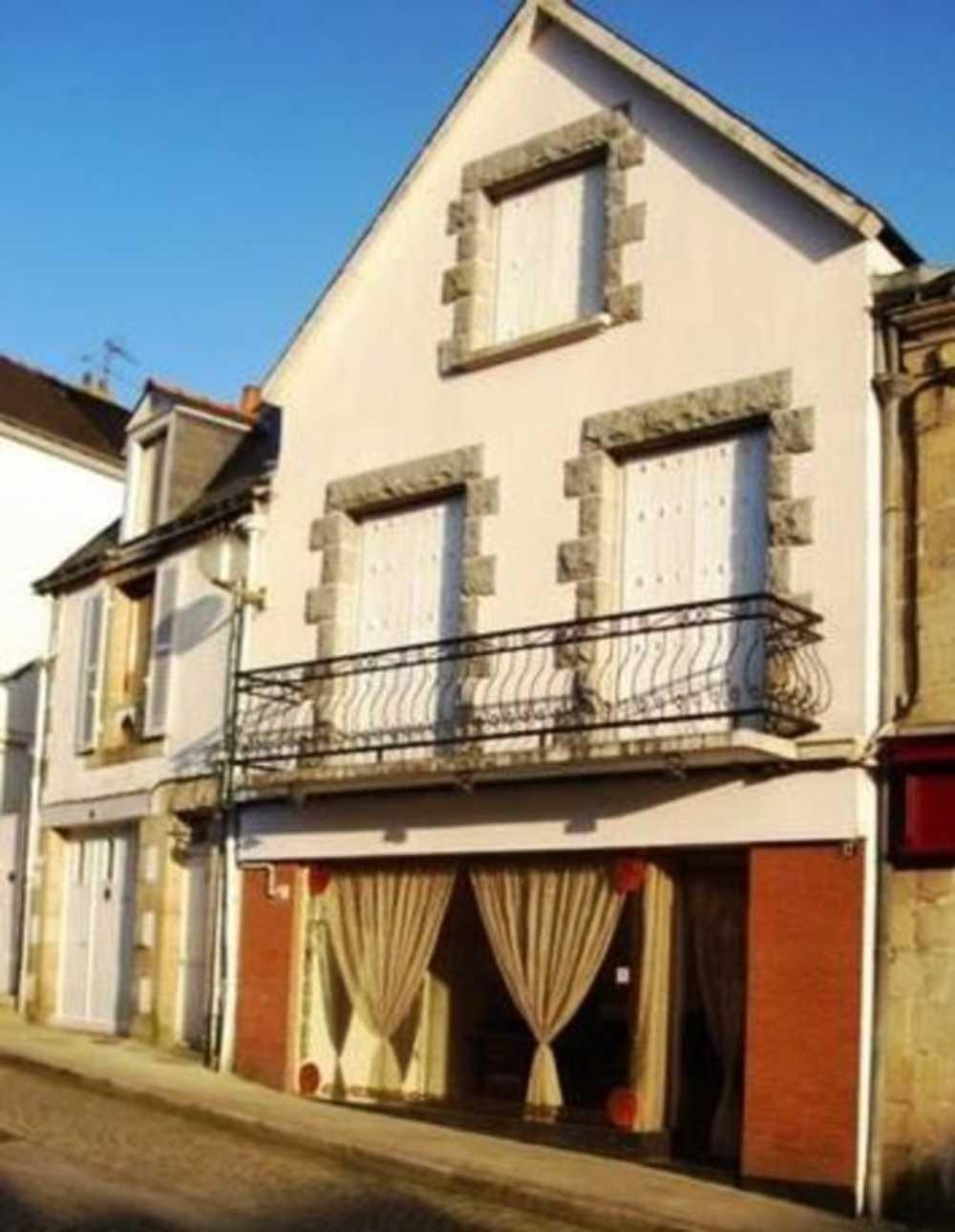 Guéméné-sur-Scorff Morbihan Haus Bild 3834956